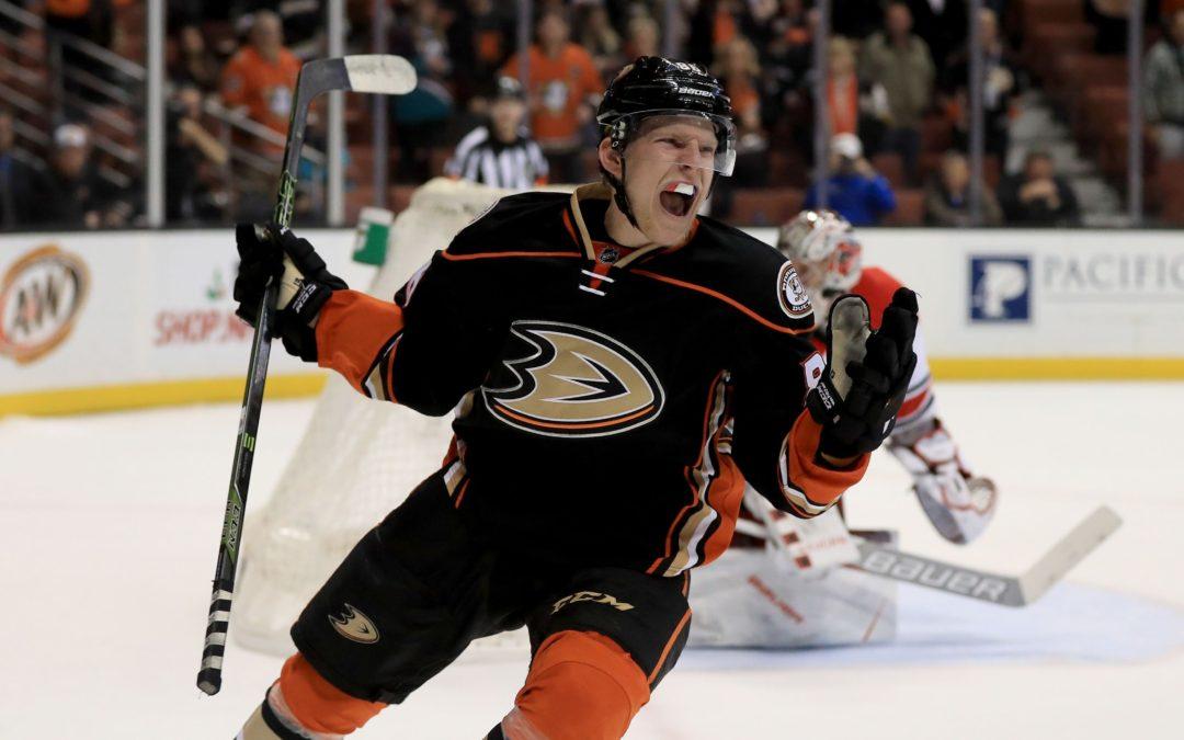 Český útočník dopuje hokejisty Anaheimu energií a rychlostí. Nikdy jsem nebyl úplně pomalý, říká Kaše