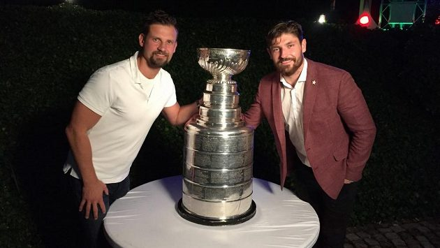 Kondičního trenéra Liberce Pařeze zaskočil Stanley Cup: Překvapilo mě, že byl trochu omlácený