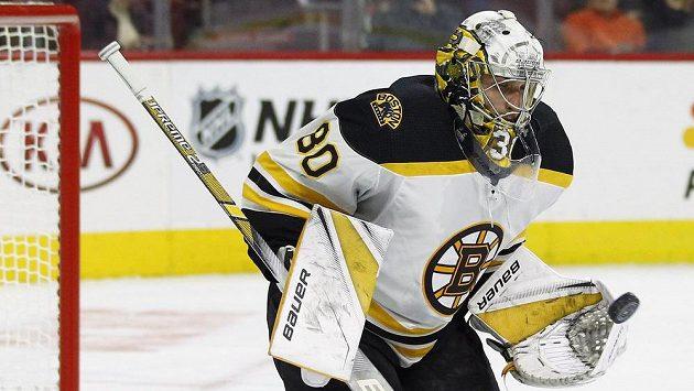Brankář Vladař zamířil z Bostonu na farmu do Providence do AHL
